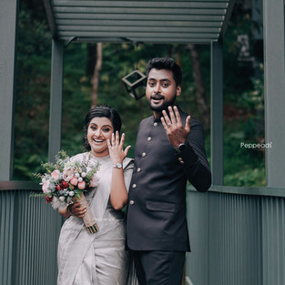 Tamil Actress Lijomol Jose Wedding Pictures  Viral Peppeads