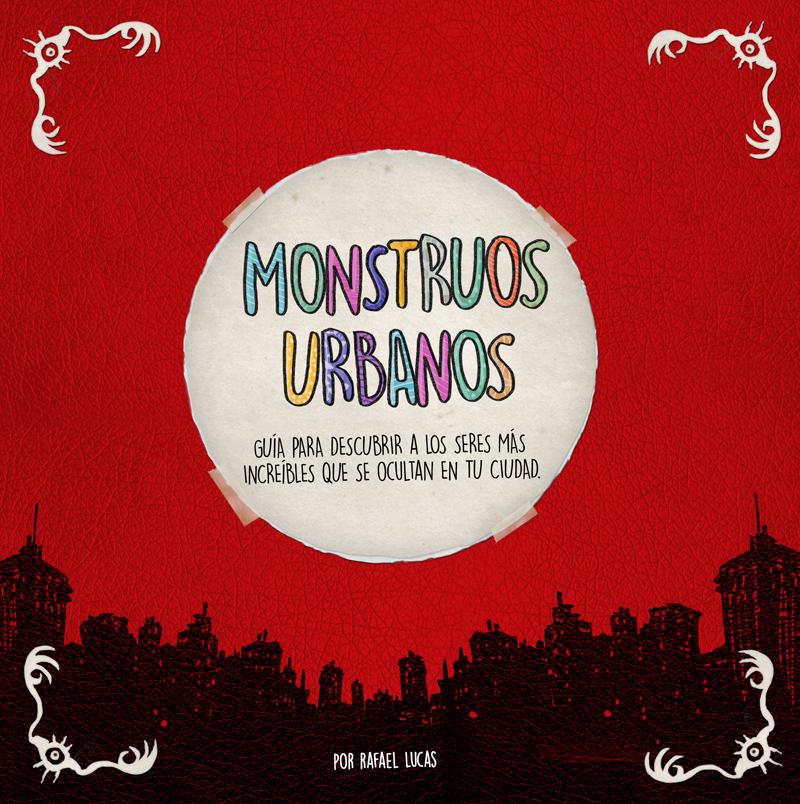 Portada Monstruos Urbanos