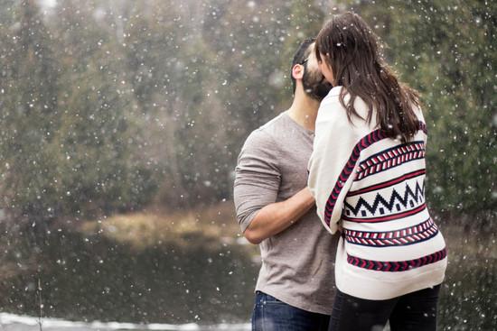 Love frozen in time