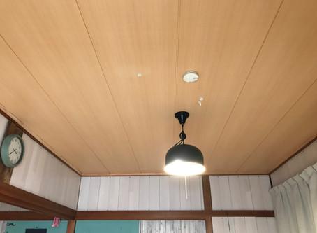 ♢天井板 張替え