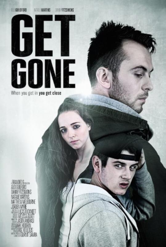 Get Gone (2016) Poster