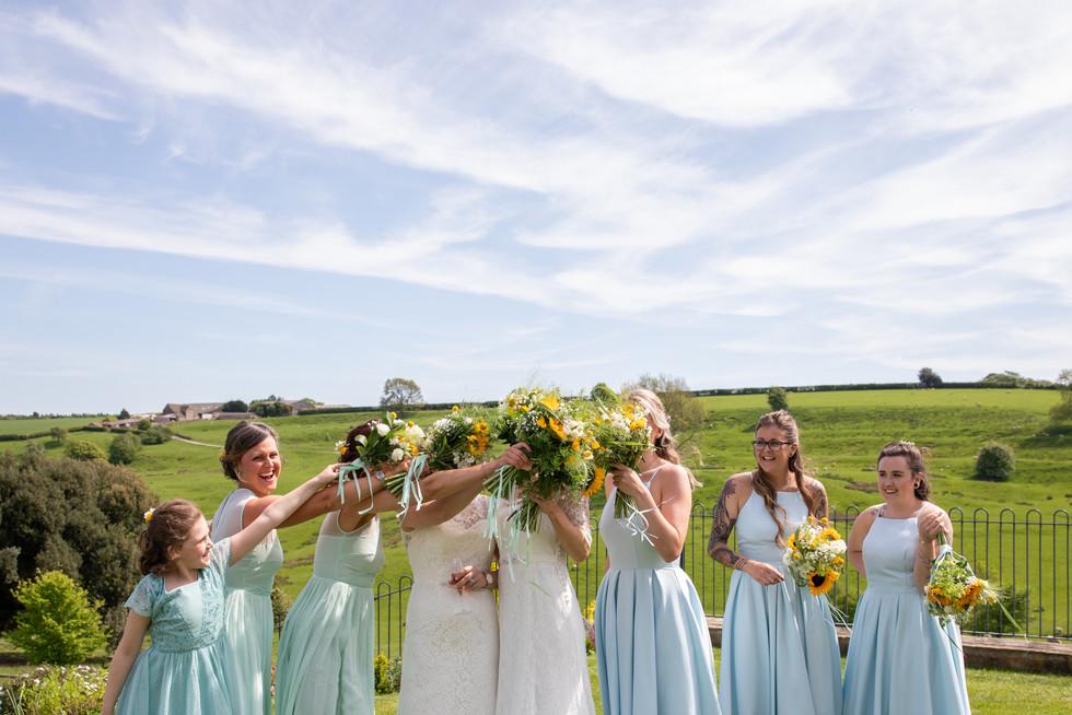 Grace & Leah Wedding (Family & Friends)-