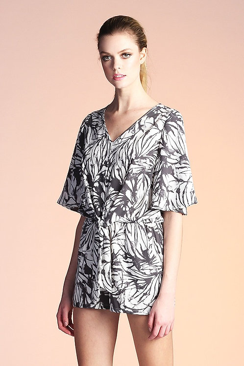 Geneies marbled romper