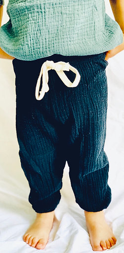 Geneies Boys linen pants