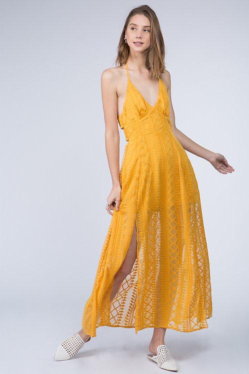 Geneies mysterious girl maxi dress