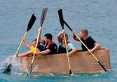 2021 Cardboard Boat Challenge !