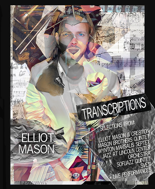 Elliot Mason - Transcriptions Book [PDF]