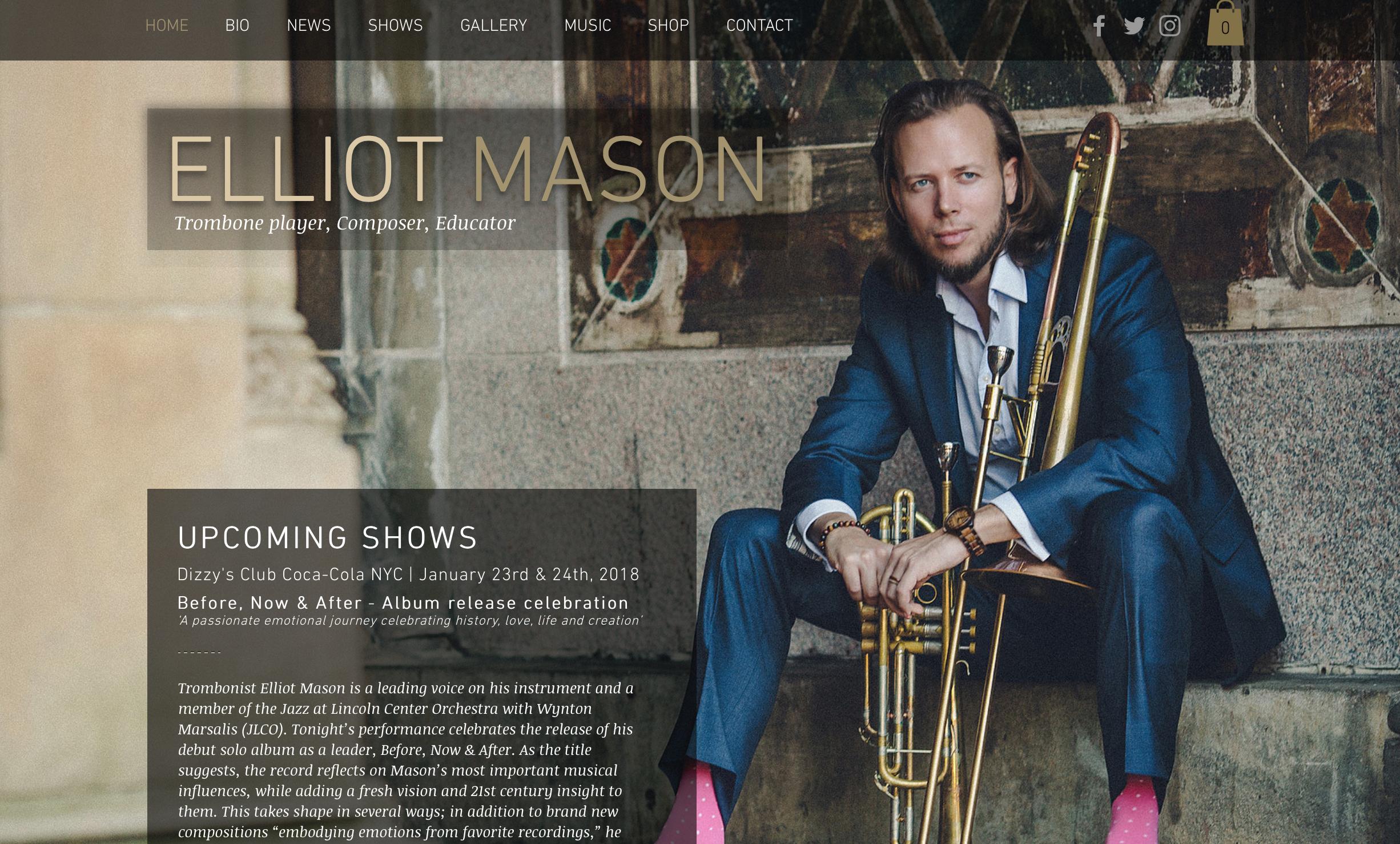 VIDEOS | ELLIOT MASON