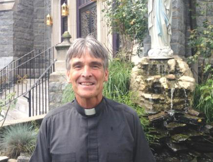 Welcome Father John!