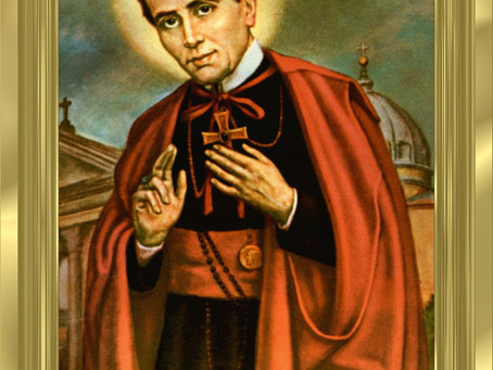 Our Local Saint - Saint John Neumann