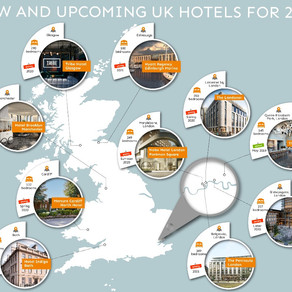 New and upcoming UK hotels for 2020