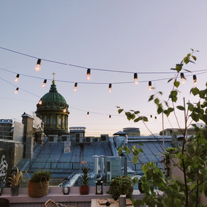 Sizzling Rooftop Bars for Summer Events