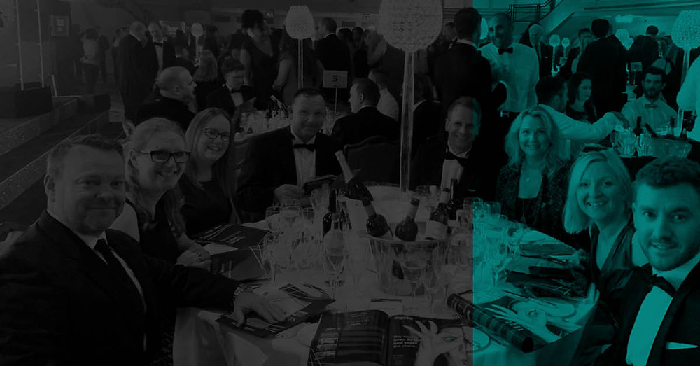 Team Agiito at the Business Travel Awards Europe 2021