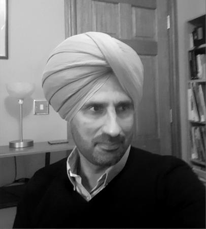 Iqbal Sandhu headshot