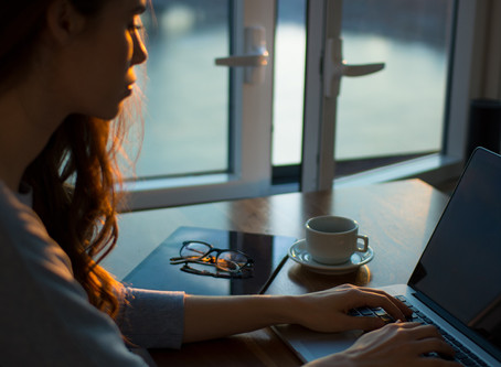 How to cope with working from home if that is not your usual work pattern?