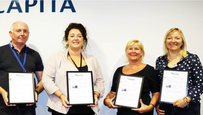 Capita Travel and Events leads the way with ISO accreditation