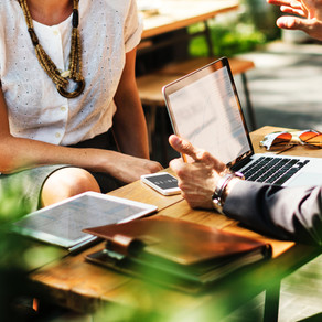 Why you should hold your next meeting outdoors