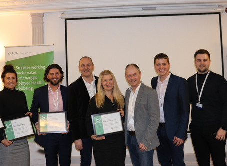 Winning Suppliers Announced at Industry-First Awards