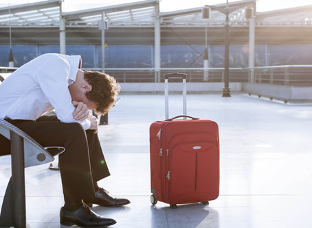 Top 5 ways to deal with business travel stress