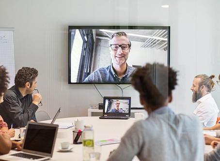 Sustainable meetings