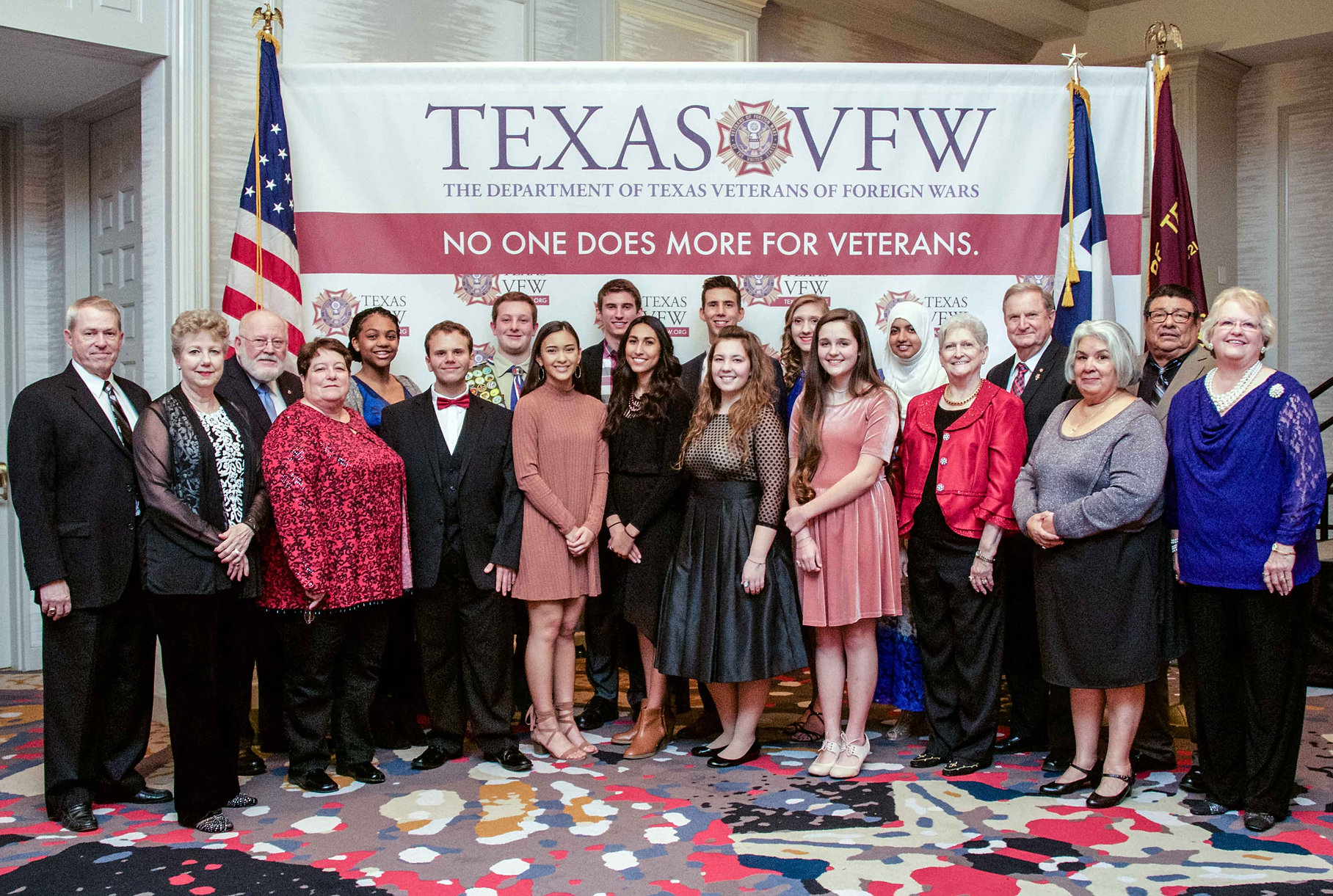 texas vfw youth scholarships voice of democracy and patriot s pen