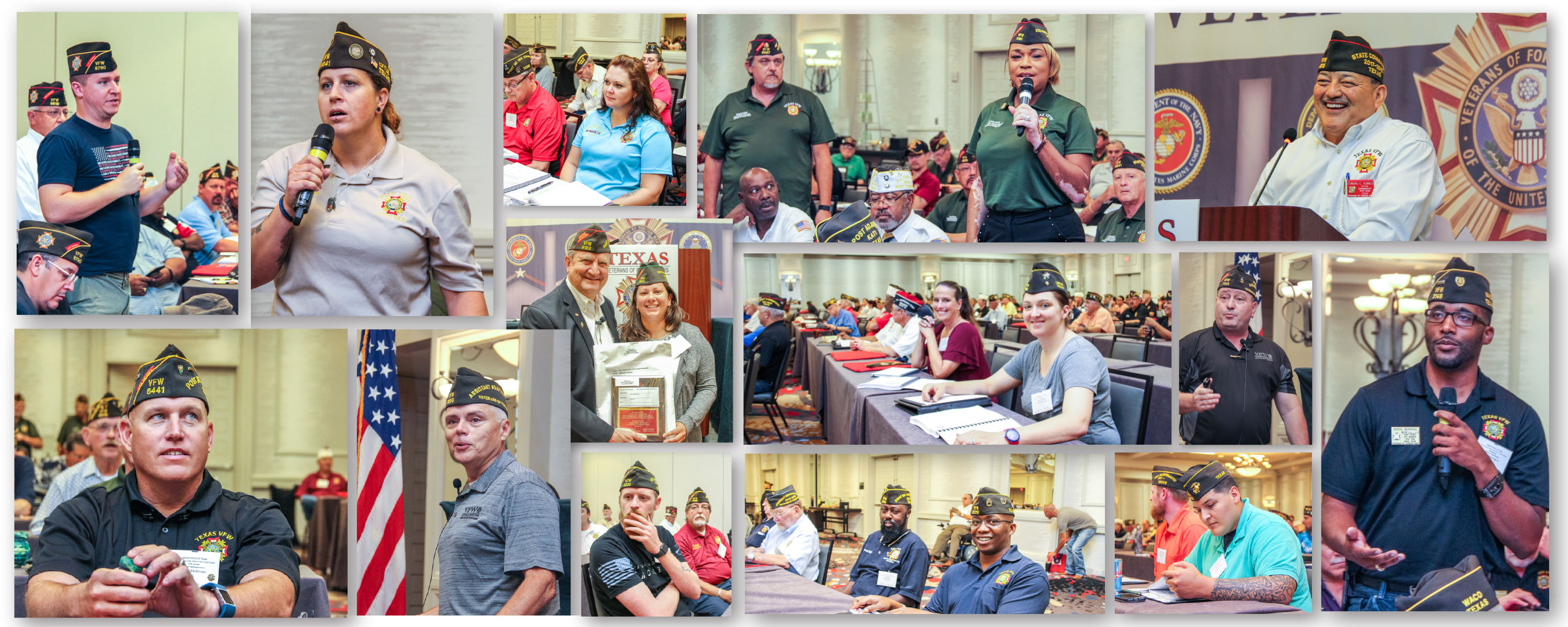 Voice for Veterans | Become a Member