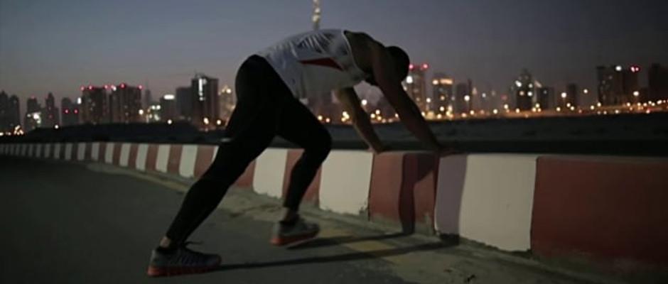 ANTA Sports - Keep Moving