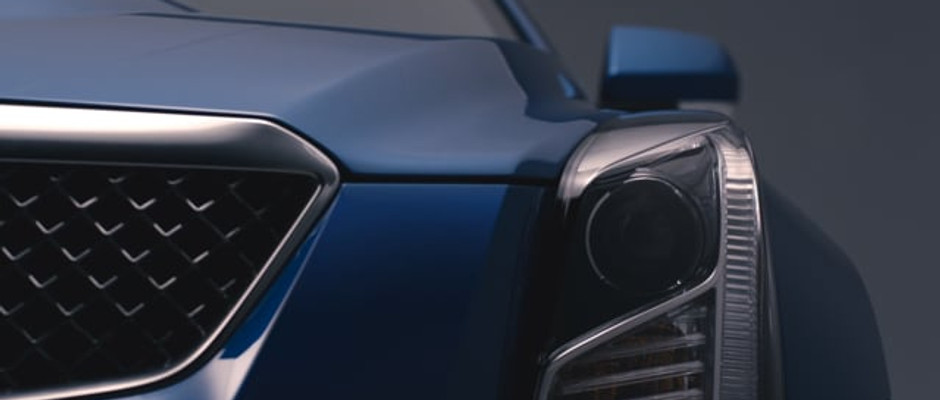 Cadillac - The Unfamilar Attraction