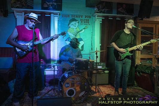 Marshall Morlock Trio