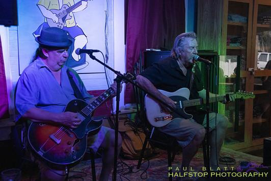 Bill Blue and Larry Beder