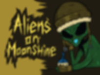 Aliens on Moonshine