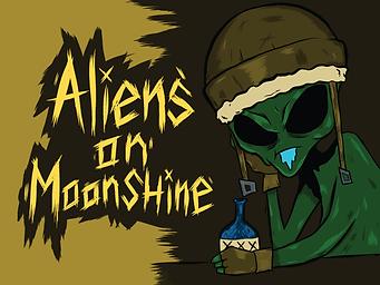 Aliens on Moonshine
