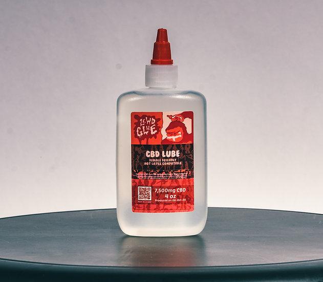 7,500mg Lewd Glue CBD Lube