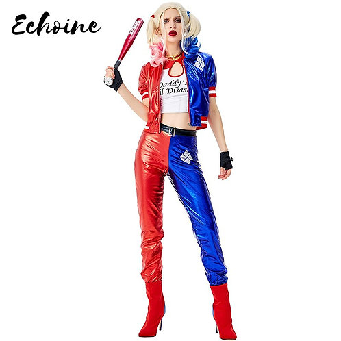 Echoine Harley Quinn Costume