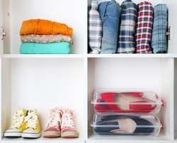 Closet & Drawer Organization