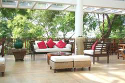 Home Staging Ideas:  Outdoor Deck