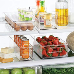 Kitchen: Fridge Organization