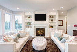 Home Staging Ideas:  Living Room