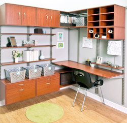 Office:  Desk Organization