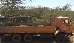 Merc Supply Truck