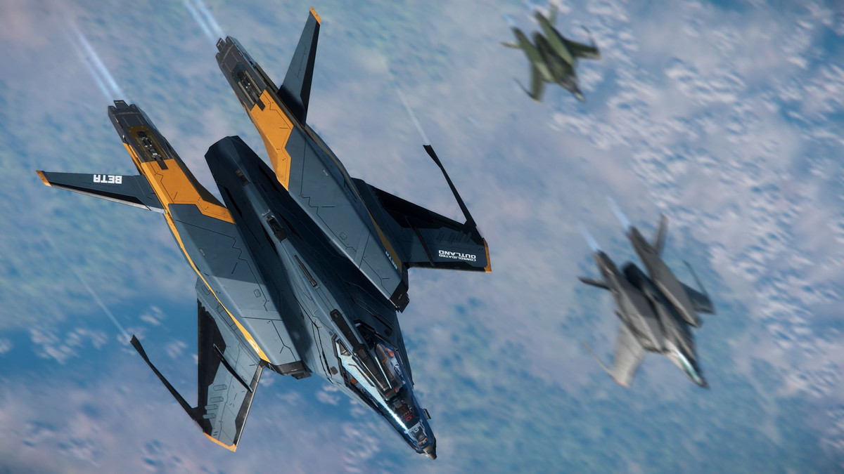 Mustang_Beta_flying_over_world_with_othe