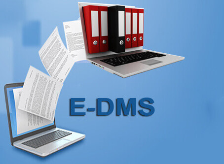 DMS Software, Electronic Document Management System (eDMS)