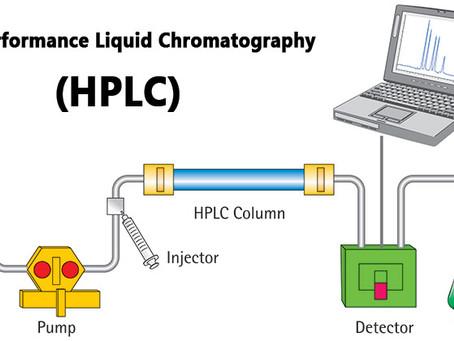 HPLC (High Performance Liquid Chromatography) Column Usage Tracking Software