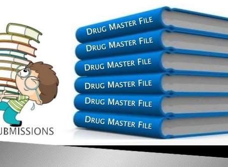 DMF – Drug (Medicine) Master File Application Tracking Solution