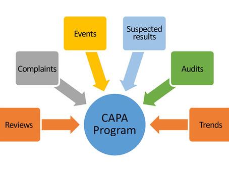 Corrective Action (CAPA) Tracking Software