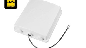 UHF RFID Linear Polarization Antenna