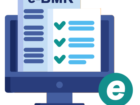 Pharmaceutical Electronic Batch Manufacturing Record Management System (eBMR) Software