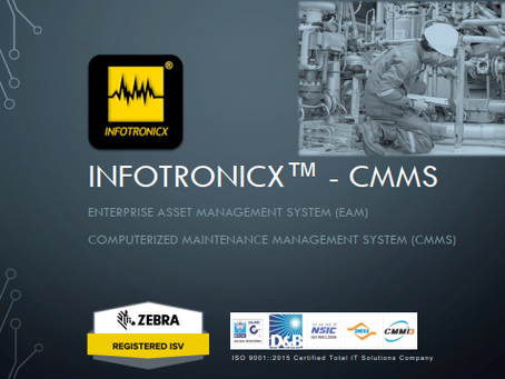 CMMS(Computerized Maintenance Management System)