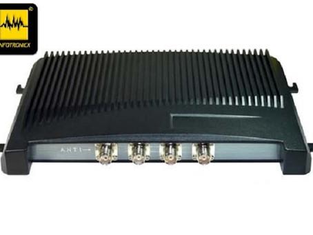 UHF RFID Fix Reader Four Port
