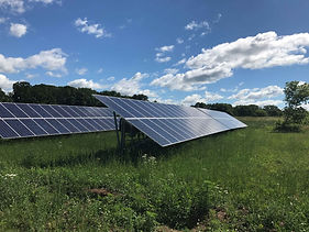 Community Solar Garden-NES